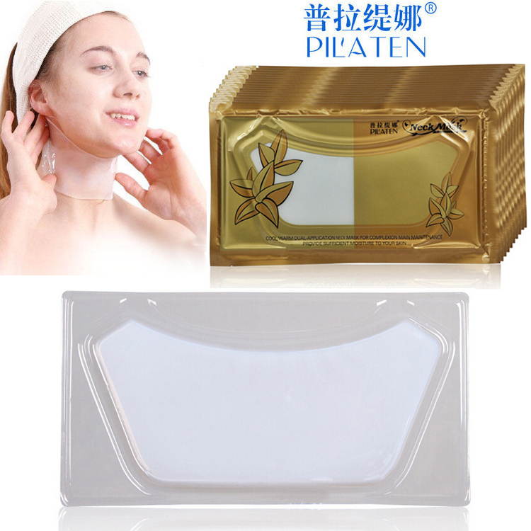 Pilaten Whitening Anti-Aging Neck Mask Beautys
