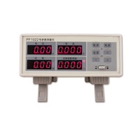Professional 5V 600V 0.01A 20A High Precision Digital Power Meter Voltage Current Analyzer Multifunction Energy Monitor