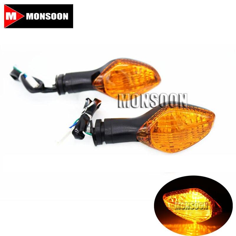 For HONDA CBR500R CB500X CB500F Motorcycle Front Turning signal Blinker прокладки клапанной крышки honda vtr1000f