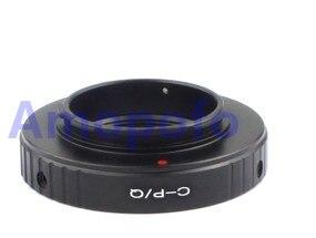 Amopofo C-PQ Adapter C Mount Movie CCTV 16mm Lens To for Pentax Q PQ P/Q Mount Adapter Q10