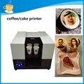 Envío libre! Alimentos Máquina de Impresión de Arte Diseño de Arte Latte Café Automática De La Impresora Impresora Comestible para Galletas, Chocolate, etc.