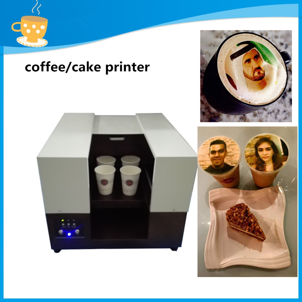 Buy free shipping food printing machine for 3d art maker online