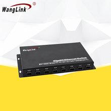 1,25G 8G2E SFP faser schalter gigabit sfp solt optische faser schalter ethernet faser schalter
