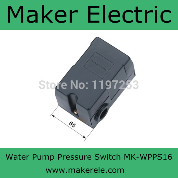 China Factory Best selling water pressure switch MK-WPPS16 differential adjusting water pump pressure switch amazing zhus коробка для фокуса с исчезновением amazing zhus