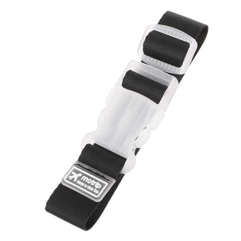 Adjustable Suitcase Luggage Strap Straps Travel Baggage Tie Down Belt Lock FT