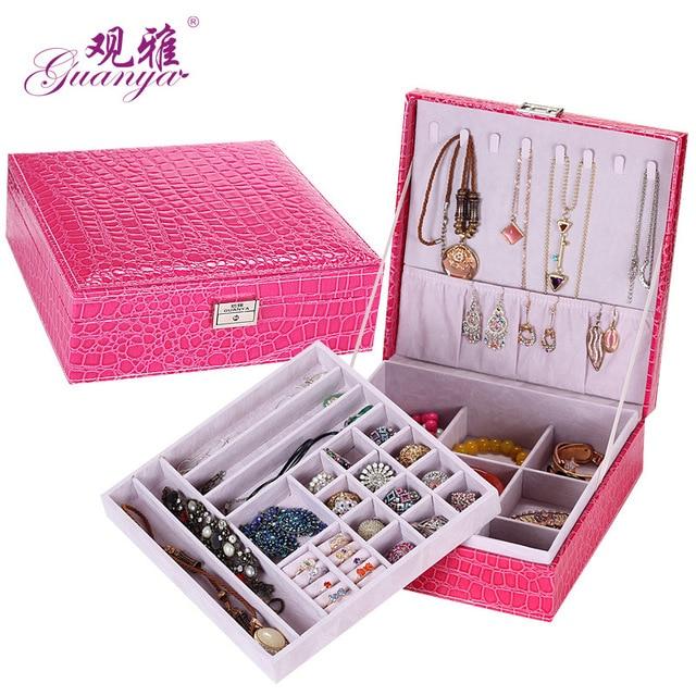 Aliexpresscom Buy Guanya Wholesale jewelry display leather