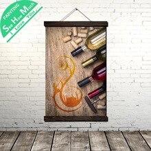 Лучший!  Исламское Искусство Wal Наклейка Росписи Свитка Живопись Холст Старинные Плакат и Печать Стены  Лучший!