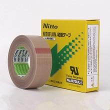 3 kinds of size 10pcs T0.13mm*W(13mm,19mm,25mm)*L10m Japan NITTO DENKO Tape NITOFLON Waterproof Single Sided 973UL-S