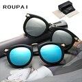 Polarizada Óculos de Sol do vintage UV400 Óculos Óculos de Sol Óculos de Pesca Óculos Liga Top Feminino para As Mulheres