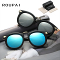 Vintage Polarized Sun Glasses UV400 Eyeglasses Fishing Spectacles Alloy Top Female Sunglasses for Women