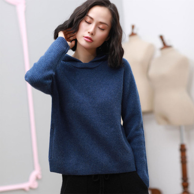 Kashana 100% Pure Cashmere Sweaters 2017 Fashion Womens Korean ...