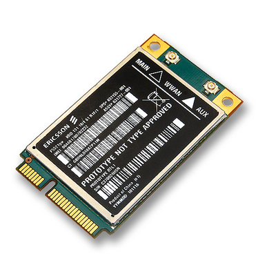 Ericsson f5521gw gobi3000 mini pcie hs2340 sps: 631727-001 632155-001 gprs hspa + 21 MB GPS WLAN Card para HP 2560 P 8460 P 8470 P