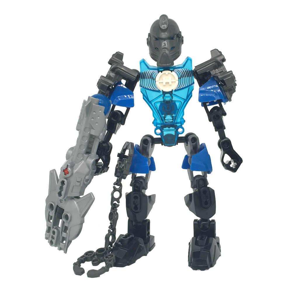Bionicle Série 6221 NEX 6217 SURGE 6282 LONGARINA 6200 EVO Building Block Brinquedos Para Crianças Presentes de Natal