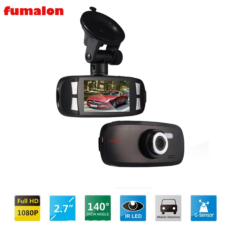 Original Car DVR G1W Novatek 96650 2.7 Wide Angle Full HD 1080P Dash Camera Recorder Motion Detection Night Vision G-Sensor car dvr rear mirrordual camera anti dazzling gold multi language g sensor motion detection 170 wide angle hd 1080p