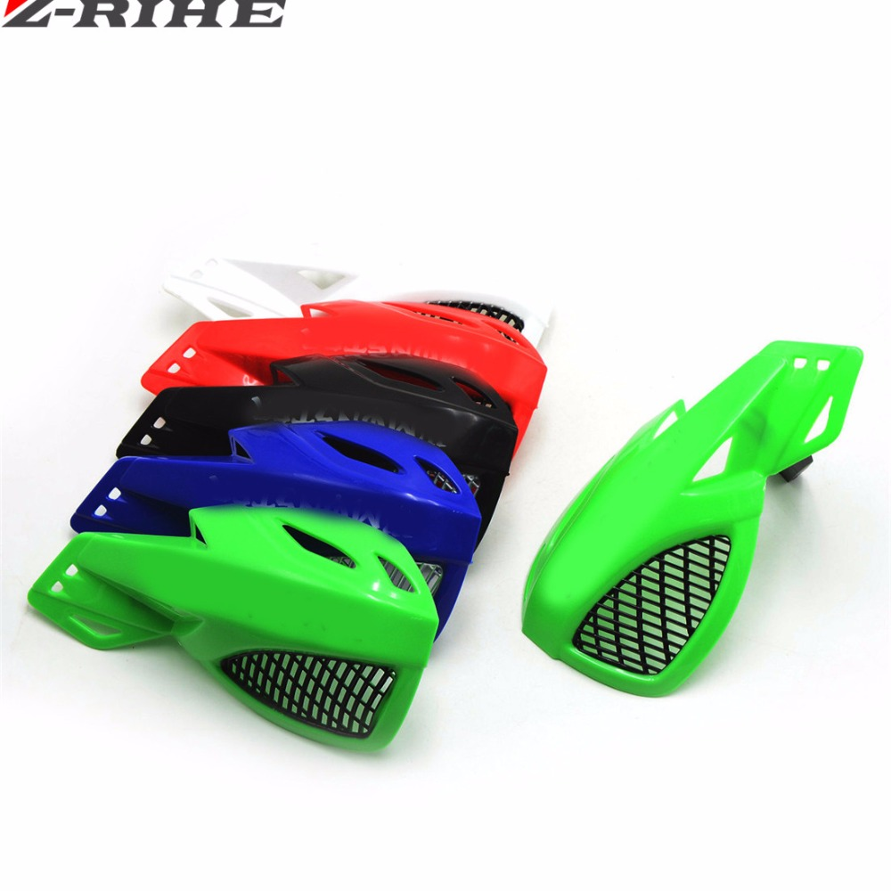 Motorcycle Motorcross Dirt Bike ATV Handlebar handguards Hand Guards for KTM KX85 EXC450 for KAWASAKI KX CRF RMZ KXF  yamaha yz dirt bike atv motorcycle motorcross hand guards fit for ktm exc crf yzf kxf kawasaki 7 8 22mm fat bar handlebar handguards