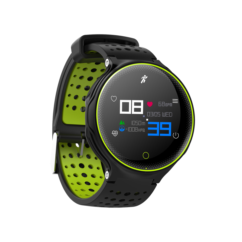 New Sport Smart Watch Bracelet Fitness Tracker IP68 Waterproof Wrist Band Heart Rate Monitor Blood Pressure Oxygen For IOS