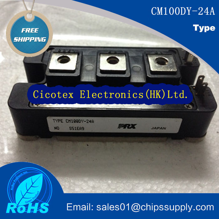 CM100DY-24A 100DY-24 IGBT ModuleCM100DY-24A 100DY-24 IGBT Module