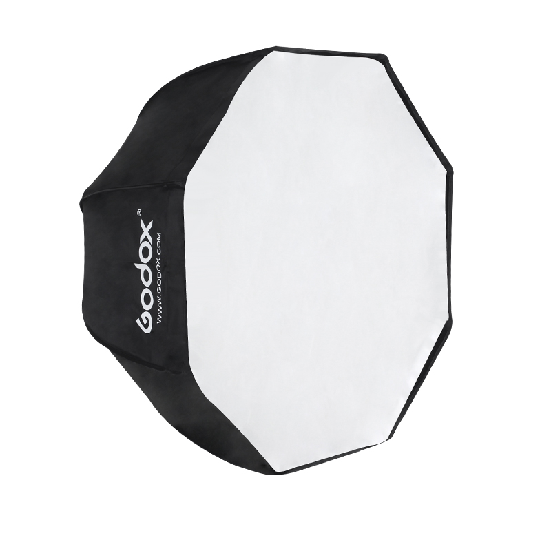 Godox 120cm 48 Umbrella Octagon Softbox Flash Studio Reflector Softbox For Camera Speedlite