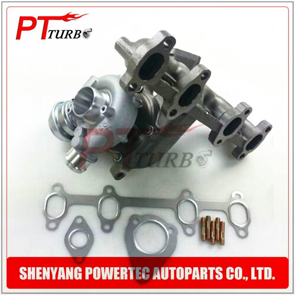 Turbocompresseur complet Garrett GT1749V 713672 454232-0001 turbo pour Audi A3 1.9 TDI 81 Kw 66 Kw ALH AHF-768331 Turbine 038253019C