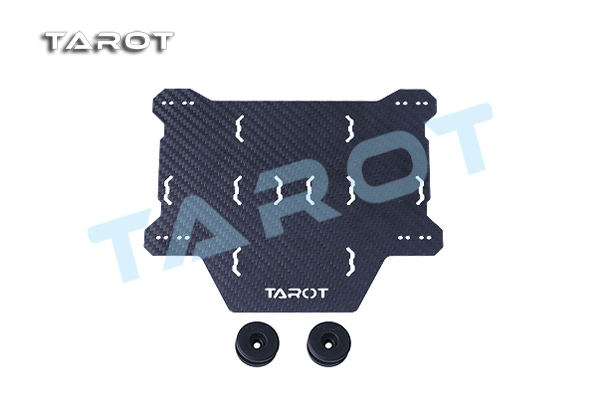 Ormino Drone Battery Mount Tarot frame X4 X6 X8 X Series Suspension Plate Drone Diy Tarot Kit Multicopter RC Quadcopter Parts tator rc x4 x8 quad x6 hexa copter carbon fiber main plate upper cover board tl4x006 tl6x003 tl8x019