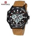 NAVIFORCE Watches Men Luxury Brand Quartz Watch Clock Digital LED Army Military Sport Watch Relogio Masculino Free for Regulator