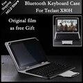 Для Teclast X80H Универсальный Случай Клавиатуры Bluetooth 8 Дюймов Планшет Bluetooth клавиатура для x80h Freeshipping + протектор экрана