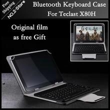 Pour Teclast X80H Universel Bluetooth Clavier Cas 8 Pouce Tablet Bluetooth Clavier cas pour x80h Livraison Gratuite + protecteur d'écran
