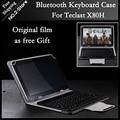 Para Teclast X80H Caso Teclado Bluetooth Universal 8 Polegada Tablet caso Do Teclado Bluetooth para x80h Freeshipping + protetor de tela