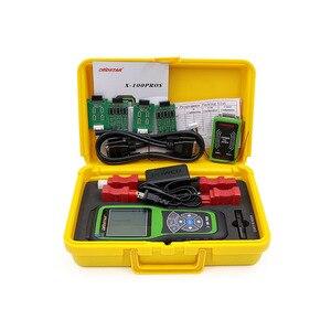 Image 5 - OBDStar X100 PRO C + D + E Modello OBD2 Strumento Diagnostico X 100 PRO Chiave Auto Programmatore di Correzione Odometro EEPROM adattatore IMMOBILIZZATORE