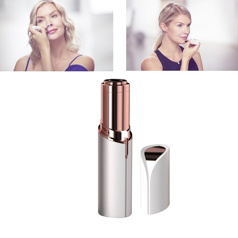 Finishing Touch Flawless Epilator,Electric Women Lipstick s