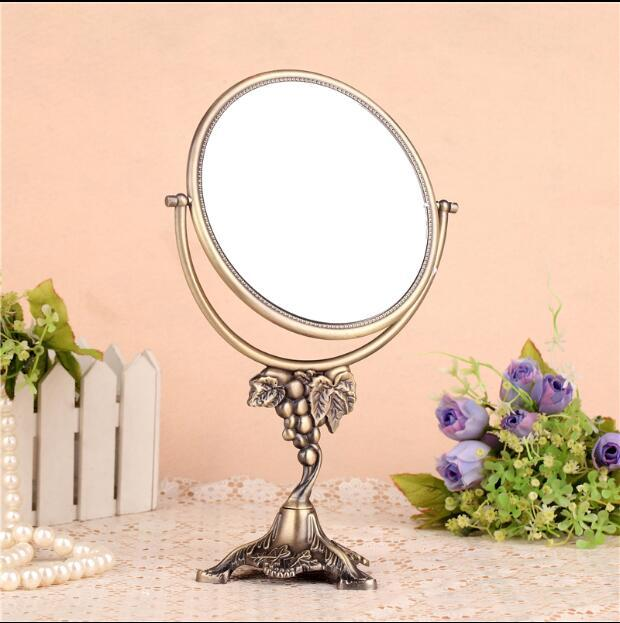Attrayant Round Mirror Home Decoration Makeup Mirror Frame Decorative Table Mirrors  Wedding Decorative Pocket Mirror Home Decorative J032 In Decorative Mirrors  From ...