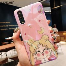 LANCHE Sailor Moon Soft Phone Case For Huawei
