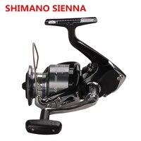 Gốc Shimano SIENNA FE 1000 2500 4000 Spinning Reel Fishing 2BB Kéo Phía Trước XGT7 Cơ Thể Saltewater Carp Fishing Reel Lure bánh xe