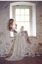Lace Short Sleeve Romantic Beach Wedding Dress Sweetheart Backless Summer Bow Sequins Vestido De Noiva 2017 Bridal Gowns