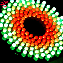 цены DIY KIT RGB LED Audio Spectrum Flashing Kit Fantastic 9X18 Aurora electronic DIY suite