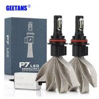 Hi Lo Beam 9007 9004 H4 HB2 9003 H13 Led Car Headlights Bulb Lamp DC9V 36V