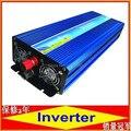 Высокая мощность 1500 Вт Чистая синусоида Инвертор 24 В до 220 В 50 Гц решетки