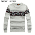 Free shipping Autumn winter pullover men knitted sweater men brand 2017 stylish mens sweaters pull homme 75hfx