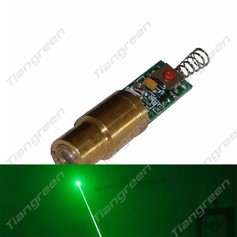 Powerful 532nm 200mw Green Laser Diode Module DIY Laser pen Green Beam LAB with Driver 100 beams multiple beam lasers gloves green 532nm laser module lazer diode dj disco green laser glove event