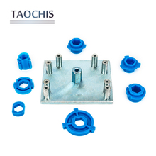 Taochis фара положение пластины изменить режим инструмент H1 H4 H7 H11 9005 9006 D2R для Q5 Hella объектив проектора головного света модификации