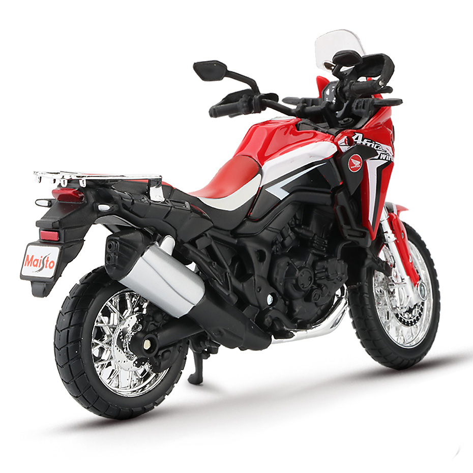 Africa Twin DCT CRF1000L Motorcycle Toy Model 3