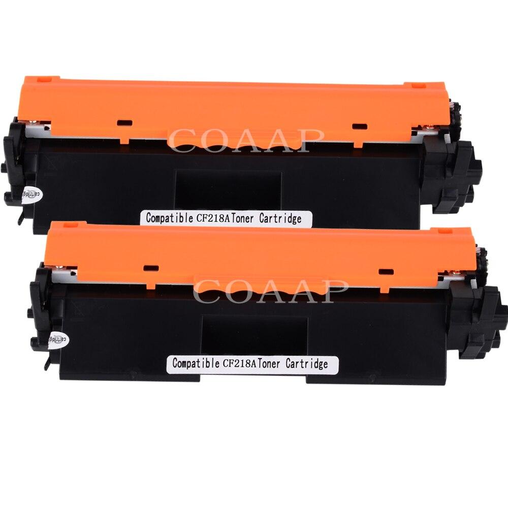 2 pak 18A 218A Toner Cartridge Compatibel voor HP CF218A LaserJet Pro M104a M104w M132fn M132fp M132fw M132nw M132snw-in Tonercartridges van Computer & Kantoor op AliExpress - 11.11_Dubbel 11Vrijgezellendag 1