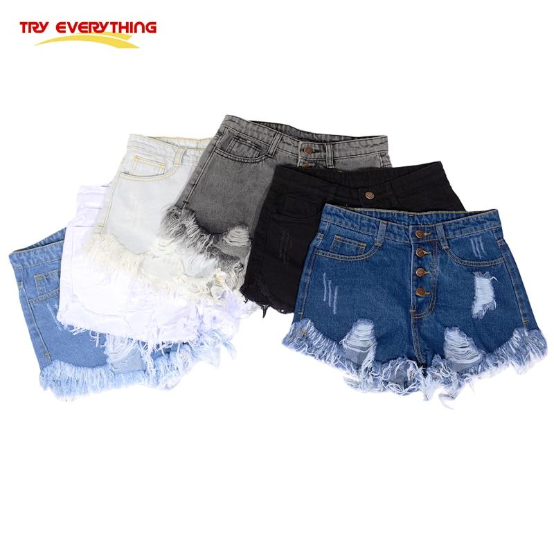 Online Get Cheap Denim Ripped Shorts -Aliexpress.com | Alibaba Group