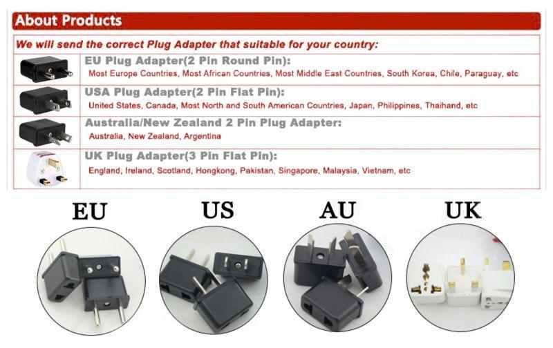 Styling Women Plug 220V 16
