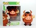 Súper ventas Funko POP americano figura de acción linda Pumbaa juguete americano colección de películas regalos para los niños con buen paquete #