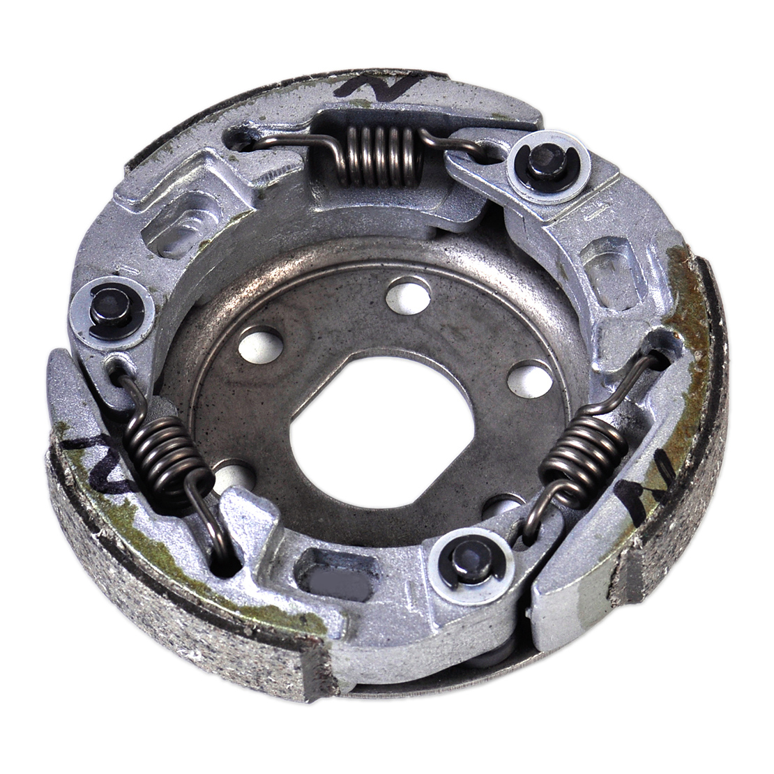 CITALL Good Performance Metal Racing Clutch Replacement Fit for GY6 139QMB 50cc Scooter ATV Quad Moped Loncin Yamaha Suzuki ...