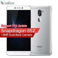 D'origine leeco cool 1 Coolpad letv cool1 4G LTE Mobile téléphone Octa base Android 6.0 5.5