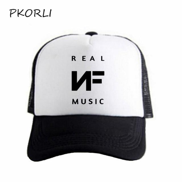 Pkorli Unisex Adult NF Therapy Trucker Cap Hat Hip Hop Nathan John  Feuerstein Baseball Caps Summer 1d447efb029