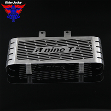 motoo for bmw r1200 r nine t ninet 2014 2015 2016 2017 2018 motorcycle accessories engine protective guard crash bar protector For BMW RnineT R NineT R Nine T 2014-2018  2015 2016 2017 Radiator Grille Guard Cover Protector Motorcycle