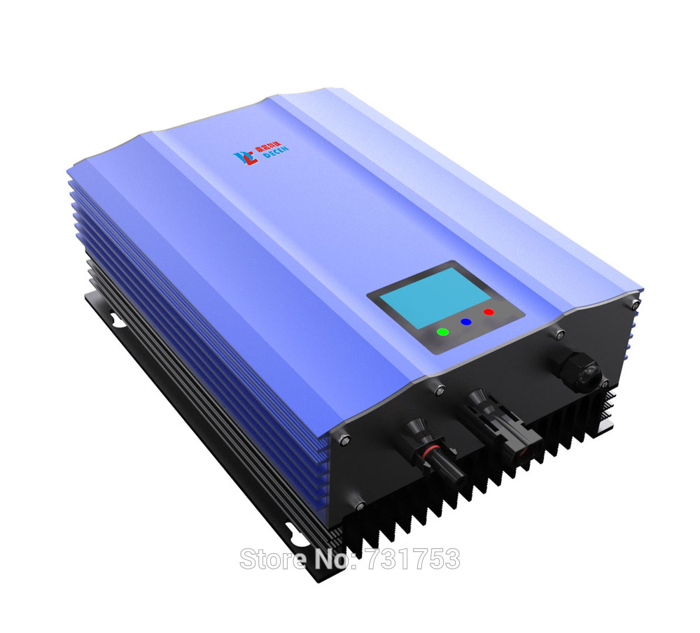 MAYLAR@ 115-165VDC,1000W,220VAC,50Hz/60Hz High Efficiency Grid Tie Inverter,20 Years Service Life maylar 22 60vdc 300w dc to ac solar grid tie power inverter output 90 260vac 50hz 60hz